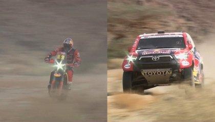 L'argentino Benavides e il solito Peterhansel vincono la Dakar 2021