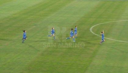 San Marino Academy: nove calciatrici fuori per Covid