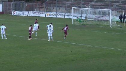 Pari tra Fano e Gubbio, la Fermana vince in rimonta col Legnago