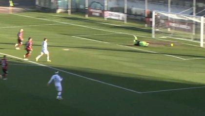 Cesena, settima sinfonia in trasferta: Arezzo battuto 2-0