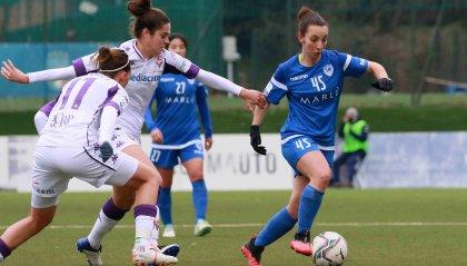 Femminile: con la Fiorentina la San Marino Academy resiste ma non basta