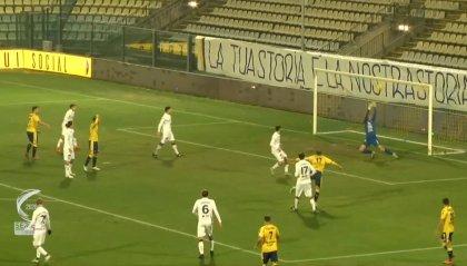 Giacomel para tutto, il Modena perde partita e primato
