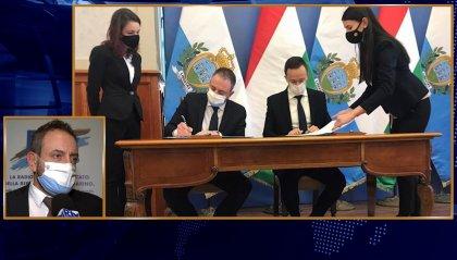 Visita del Segretario agli Esteri in Ungheria: firmato memorandum per il rilancio delle relazioni economiche e nuove collaborazioni
