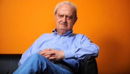 È morto Emanuele Macaluso, storico dirigente del PCI