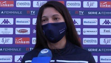 """Giulia Baldini: """"Nonostante le assenze una buona prova, stiamo crescendo"""""""