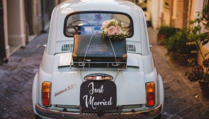 Dodici i matrimoni con rito civile nel 2020 e 16 le prenotazioni ad oggi per il 2021 nelle nuove sedi del progetto Rimini wedding destination