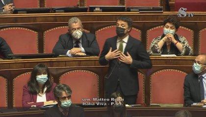 """Renzi a Conte: """"Metta al centro le idee e non lo scambio di poltrone"""""""
