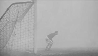"""""""Sam Bartram"""" il portiere perso nella nebbia"""