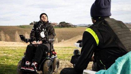"""Valentino Rossi """"a scuola"""" da Bryan Toccaceli"""