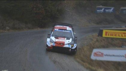 WRC, Rally Montecarlo: Ogier scavalca Evans