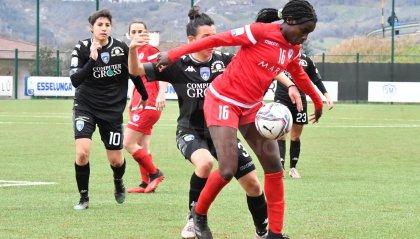 Femminile: all'Empoli basta un tempo con la San Marino Academy