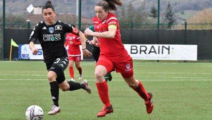 Femminile: L'Empoli passa a San Marino