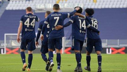 La Juve riparte, il Napoli cade a Verona