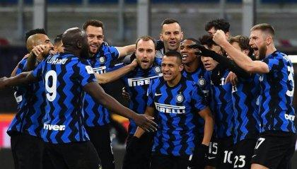 Coppa Italia: Inter vince derby di fuoco e va in semifinale