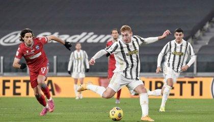 Coppa Italia: Juve sul velluto, 4-0 alla Spal. Ora la doppia sfida con l'Inter
