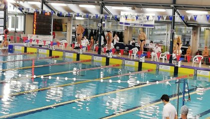 Nuoto pinnato: Domus ottava al 1° Trofeo Bizantino a Ravenna