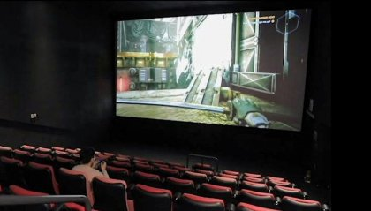 I cinema tutti per i gamers