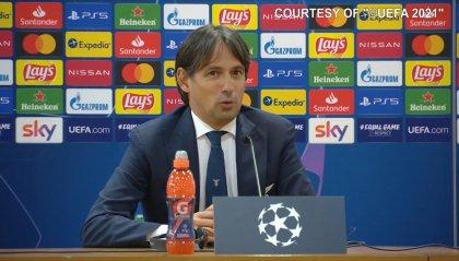 """Inzaghi: """" Bayern più forte proprio per questo non dovevamo regalare i goal"""""""