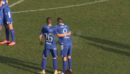 Il Rimini riparte da Forlì: 1-0 nel derby