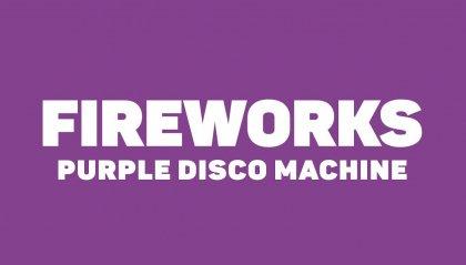 """Purple Disco Machine, esce con un nuovo singolo: """"Fireworks"""""""
