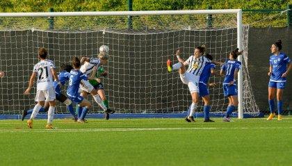 Femminile: la Juventus passa a San Marino 3-1