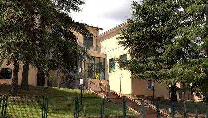 Montegiardino: frigorifero prende fuoco a scuola, interviene la Polizia civile
