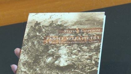 """""""Parole nella pietra"""": la storia sammarinese raccontata dal Monte. Stefano Gasperoni ricevuto dalla Reggenza"""