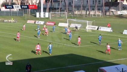 Torna alla vittoria la Vis Pesaro, 2 a 0 alla Feralpisalò