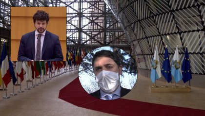 """Accordo UE, Benifei (Pd): """"Pensiamo che il futuro di San Marino sia sempre più con l'Europa"""""""