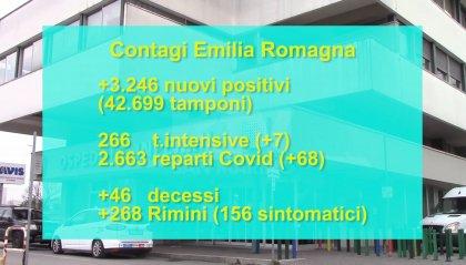 Emilia Romagna e Marche restano in zona arancione