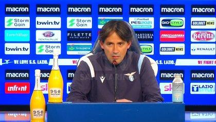 """Lazio, Inzaghi: """"Con la Juve servirà una partita perfetta"""""""