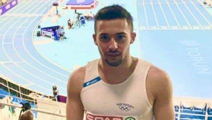 Atletica, Europei Indoor: Sansovini in gara nei 60m