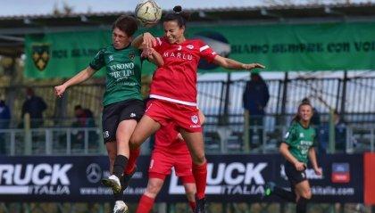 Femminile: un punto pesante per la San Marino Academy per la salvezza