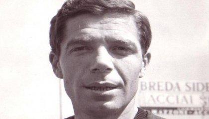 Addio a Mirko Pavinato, capitano del Bologna dello scudetto 1964