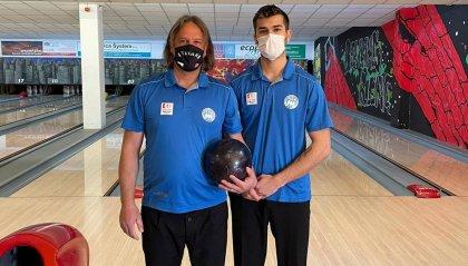 I giovani bowlers del Titano si affermano in Regione