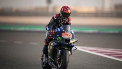 MotoGP: vince Quartararo davanti a Zarco e Martin. Valentino 16'
