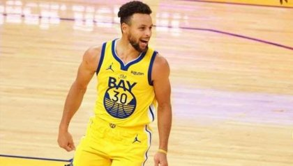 Il record di Stephen Curry