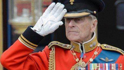 E' morto il principe Filippo, aveva 99 anni