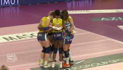 Play-Off Scudetto: la finale sarà Conegliano-Novara