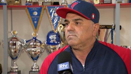 """Doriano Bindi torna sulla panchina del San Marino e afferma: """"Sono qui per vincere il decimo titolo""""."""