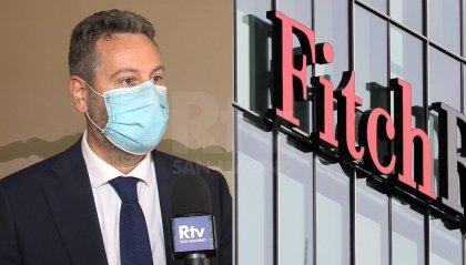 """Fitch conferma per San Marino il rating """"BB+"""" con outlook negativo. Gatti: """"Il Paese meritava un riconoscimento maggiore"""""""