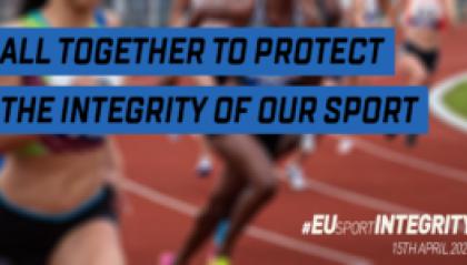 Eusportintegrityday, giornata internazionale dell'integrità dello sport