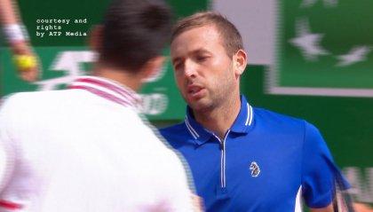 Tennis: Nole Djokovic fuori a Montecarlo