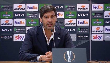 """Fonseca: """"Non è importante il mio contratto, ma la semifinale di Europa League"""""""