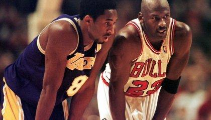 Michael Jordan introdurrà Kobe Bryant nella hall of fame statunitense