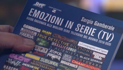 Editoria: pubblicato il libro di Sergio Gamberale per gli appassionati di serie televisive