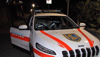 Borgo Maggiore: ubriaco si scaglia contro la Polizia Civile, denunciato