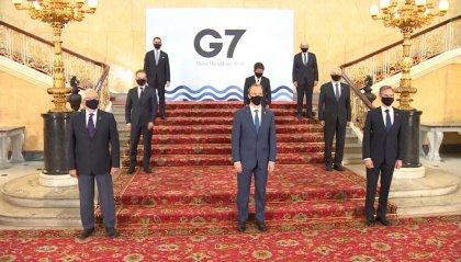 """Esteri: UE """"congela"""" accordo con la Cina. Europa e G7 compatti sulla """"linea Biden"""""""