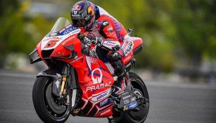 GP di Francia: Zarco e Quartararo i migliori. Valentino Rossi 9'