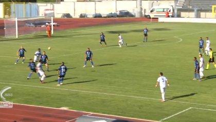 Al Bisceglie il primo round dei play-out: Paganese superata 2-1